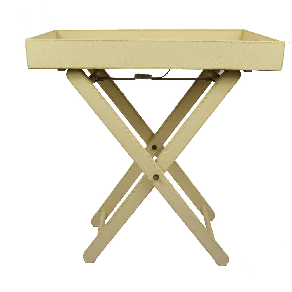 Vaso Butlers Tray Off White