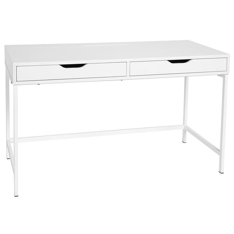 Marion Desk White