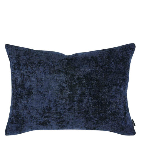 Brooklyn Ocean Velvet Rectangular Cushion