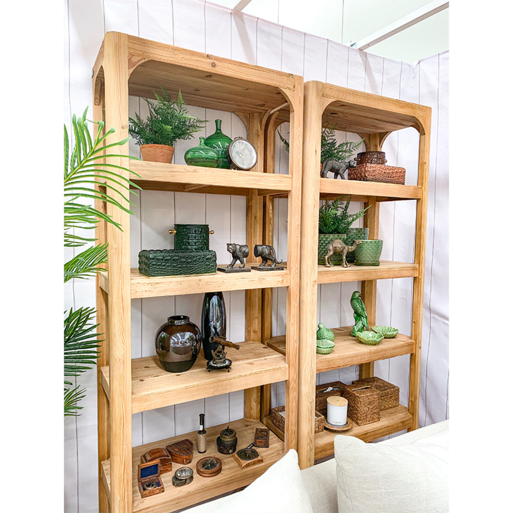 Waikiki Bookcase Natural