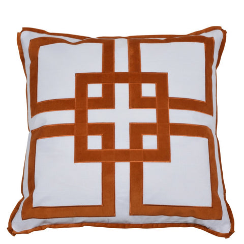 Avoca Rust Cushion