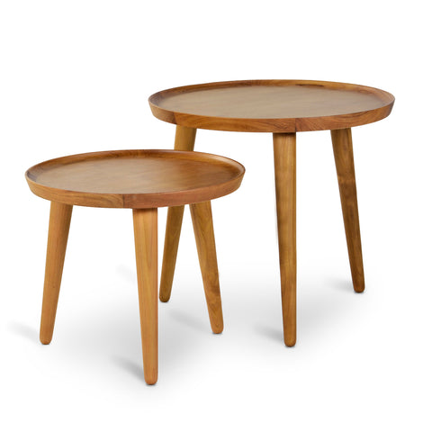 Nordic Side Tables Set/2