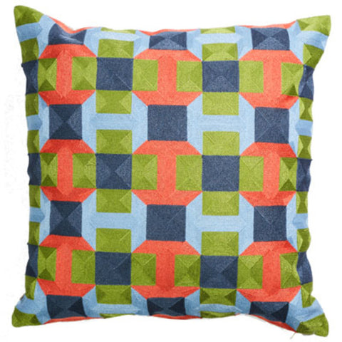 Anniston Hickory Cushion