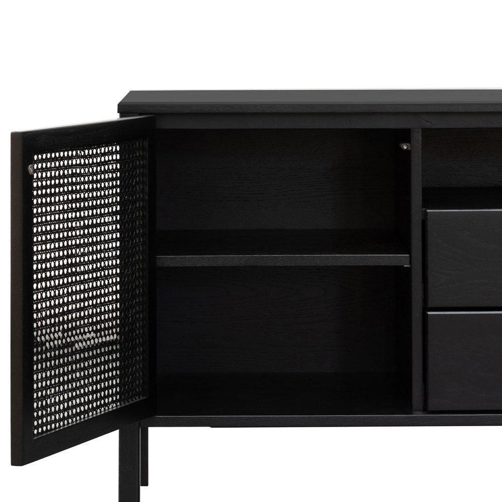 Chesterton Sideboard Black