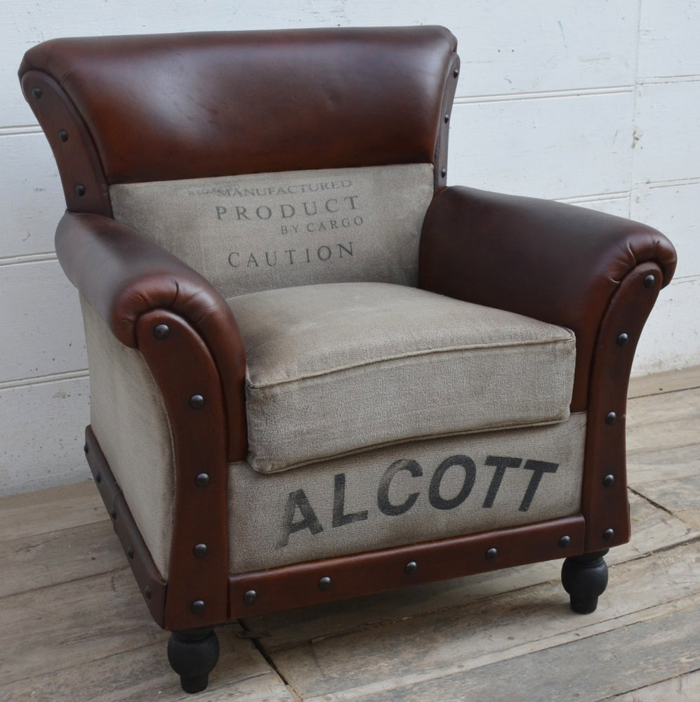 Alcott Arm Chair