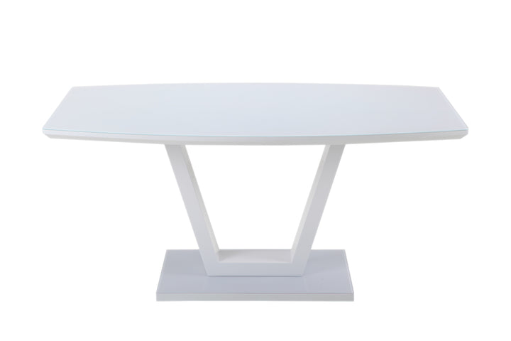 Romeo Dining Table White