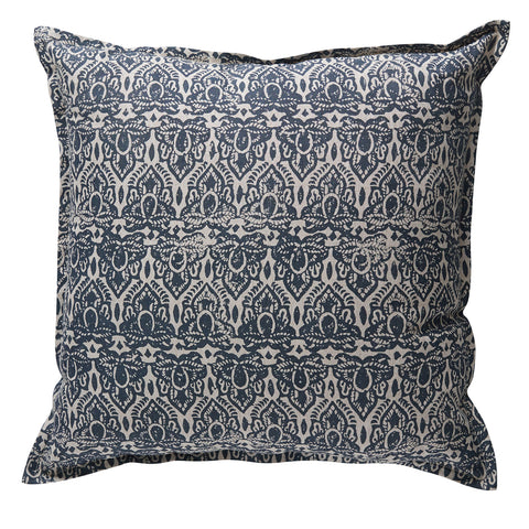 Balveer Fontana Navy Cushion