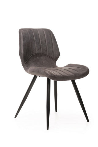 Colombo Dining Chair Grey