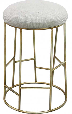Conti Bar Stool Antique Black