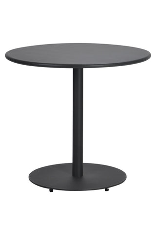 Malmo Outdoor Table 80cm Anthracite