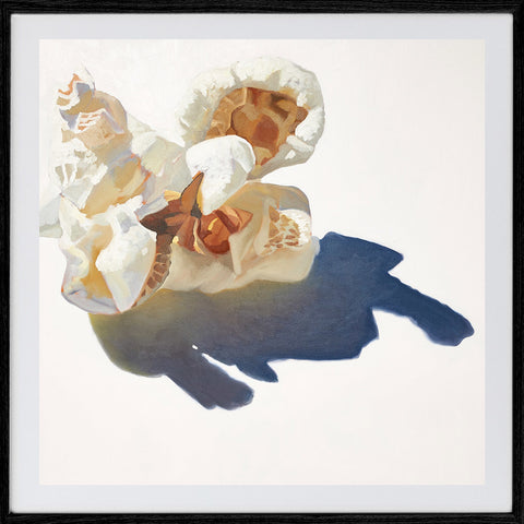 Popcorn 1 Limited Edition Print By Stephanie Tetu