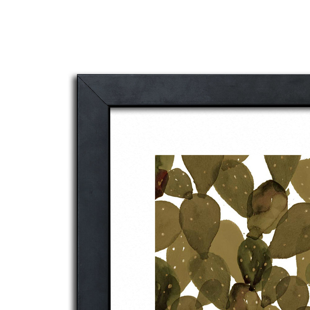 Mexitilli Olive Framed Print