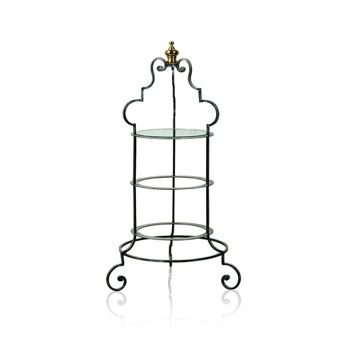 Patisserie Wrought Iron Stand