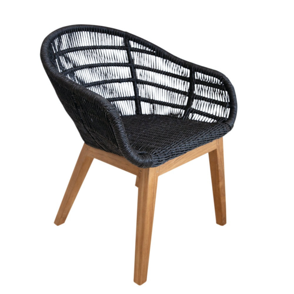 Thali Chair Black