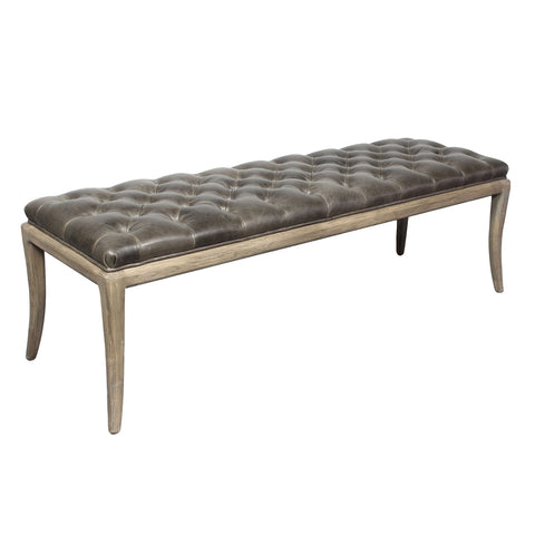 Florence Bench Sharlimar Grey