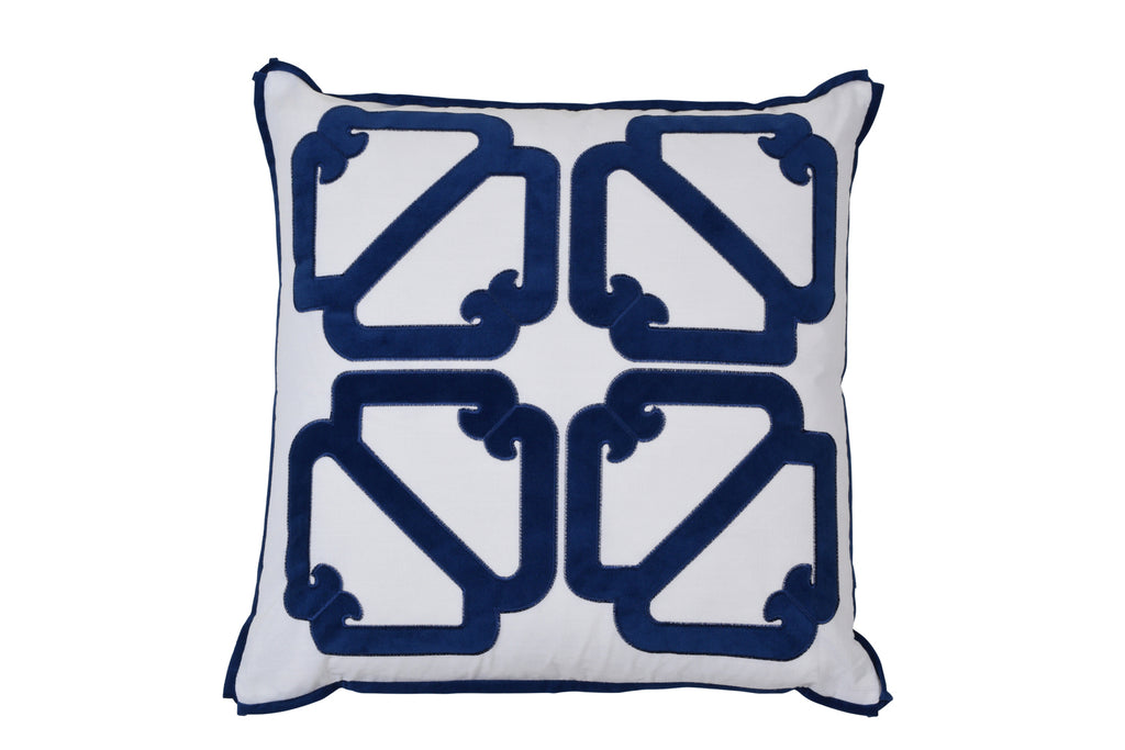 Manly Cushion Navy