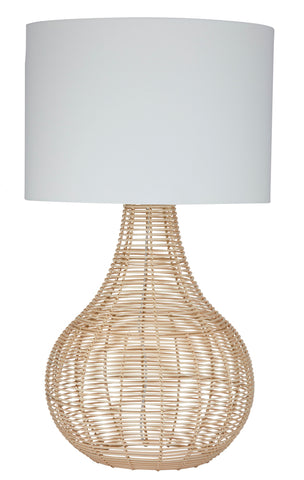 Shore Table Lamp Pair