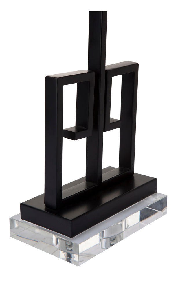 Acropolis Table Lamp Black