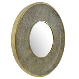 Mateo Mirror Antique Gold