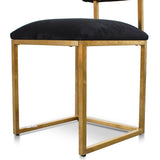 Eaglemont Dining Chair Black