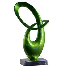 Eternity Sculpture Lime
