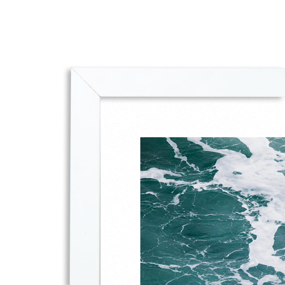 Sea 4 Framed Photographic Print