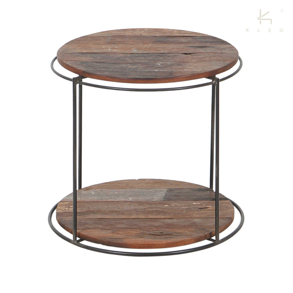 Bulat 2 Tier Table