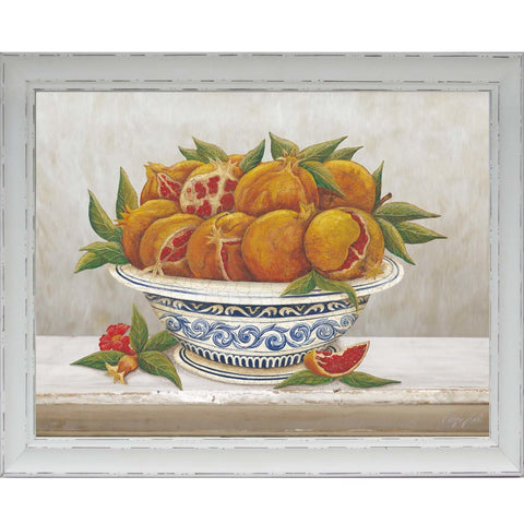 Fruit Bowl Cherries Print