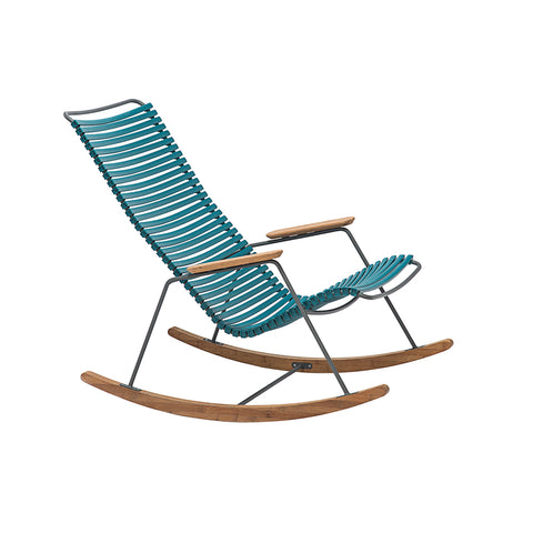 Click Outdoor Rocking Chair Paprika