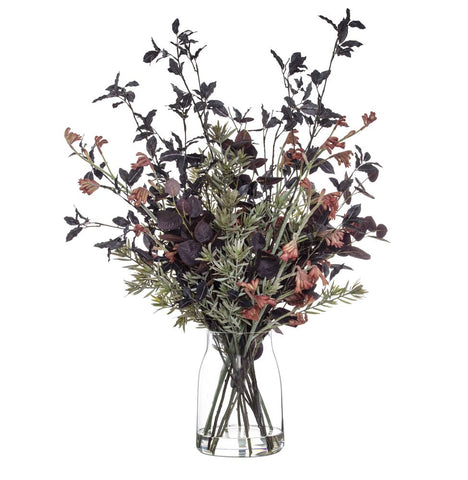 Kangaroo Paw Mix in Stella Vase Red