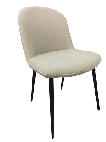 Ravello Dining Chair Bone