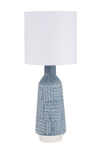 Breeze Table Lamps Pair