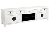 Jiang TV Unit White