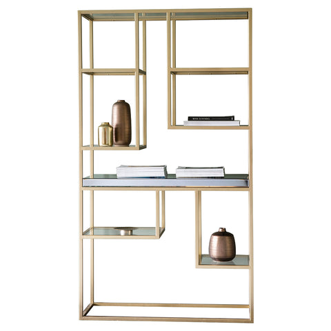 Smithson Display Unit Champagne