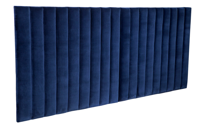 Broadway Headboard Queen Navy