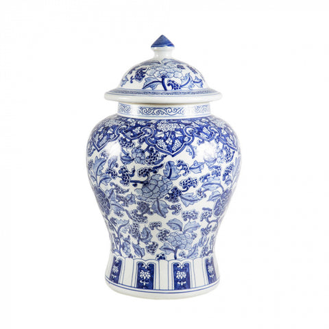 Oversized Qing Temple Jar