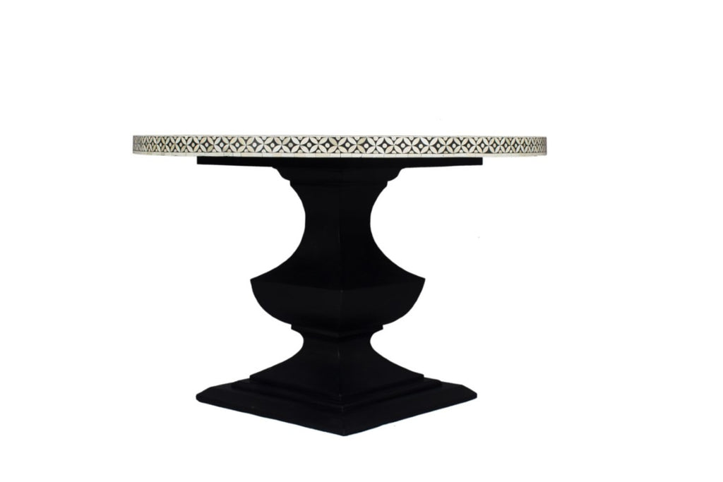 Bone Inlay Dining /Hall Table