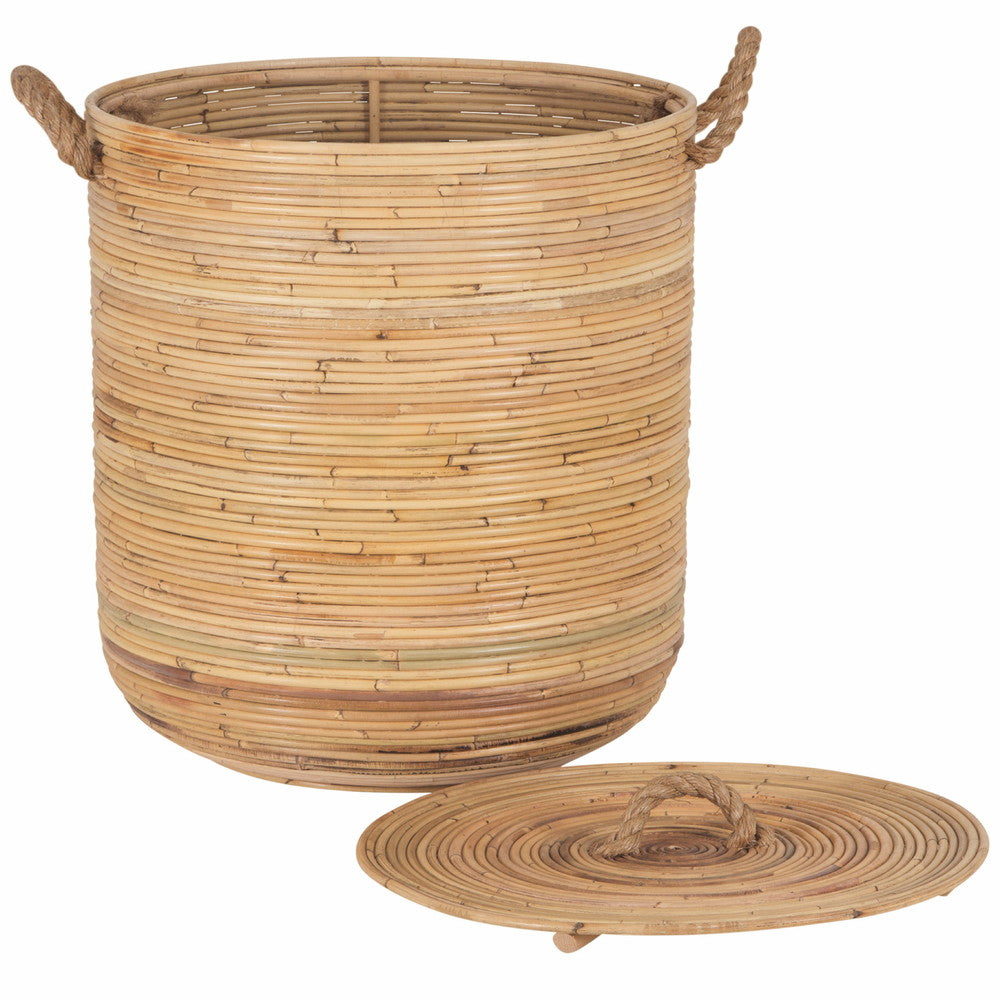 Kraal Basket Side Table