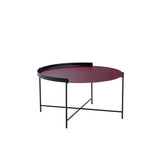 Edge Table Oxblood Large