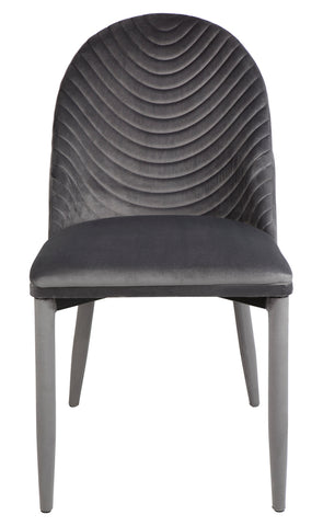 Rogue Dining Chair Charcoal