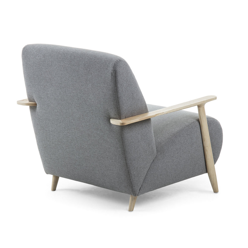 Nelson Armchair Grey