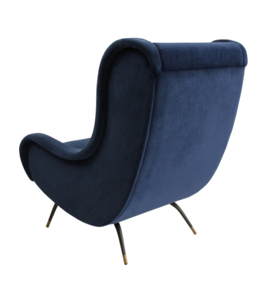 Milan Verona Chair Navy
