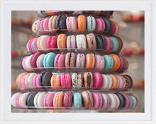 Macaron Framed Photographic Print