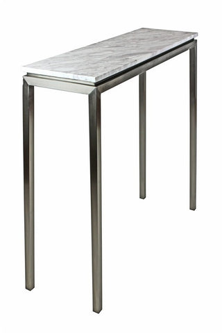 Trident Side Table Dark Bronze