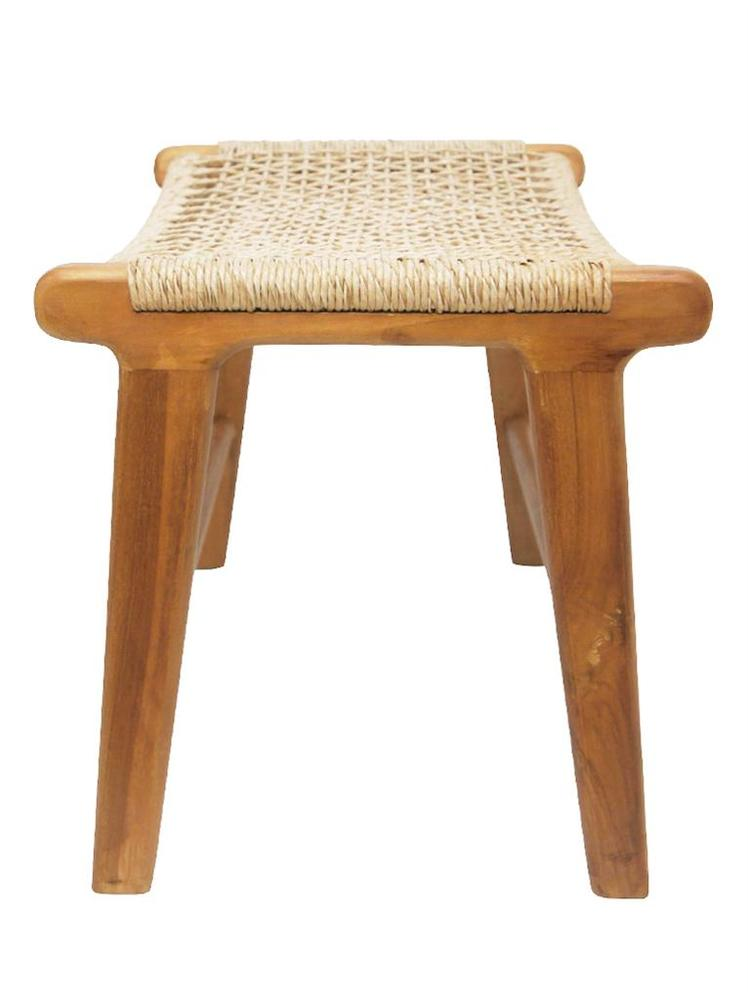 Quantum Footstool Natural