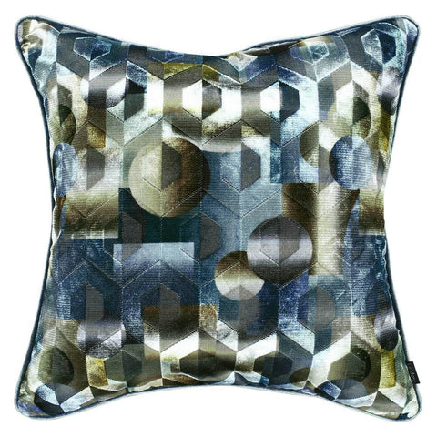 St Malo Indoor/Outdoor Cushion Yellow