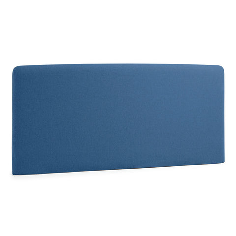 Falzone Headboard Queen Blue