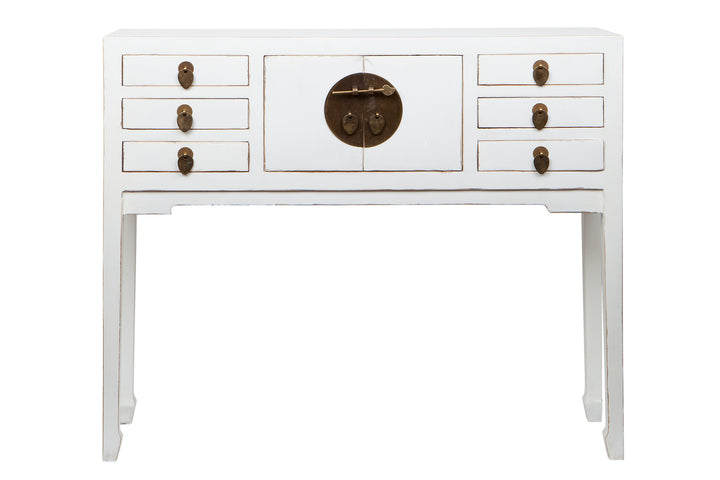 Shanghai Cabinet/Console White