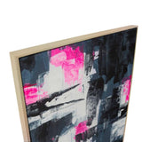 Breaking The Mould Canvas Painting with Floating Frame