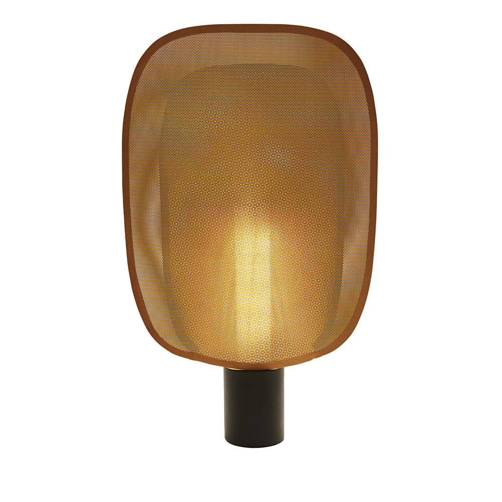 Axel Table Lamp Warm Gold Large